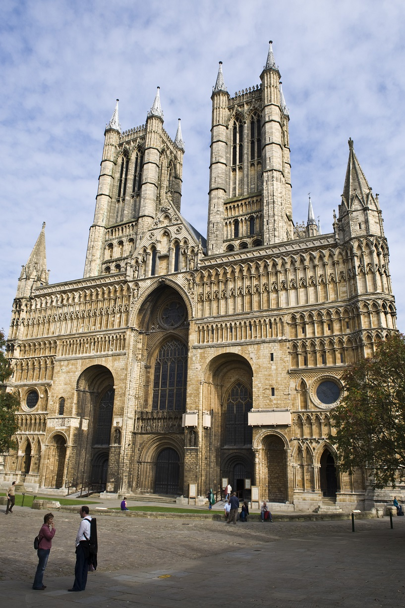 Lincoln Cathedral Connected