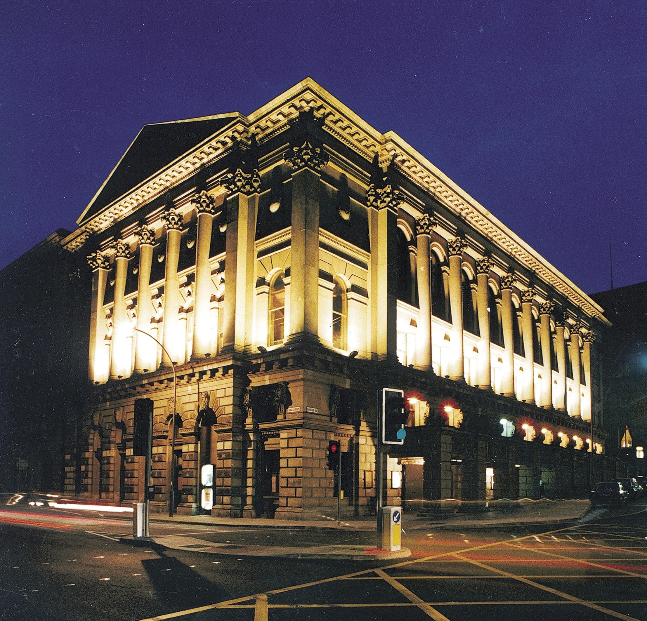 St George's Hall, Bradford