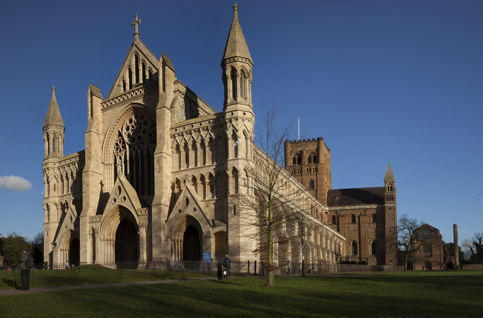 St Albans Cathedral: Alban Britain's First Saint